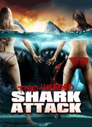 Watch 2-Headed Shark Attack