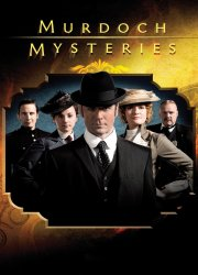 Murdoch Mysteries S13, E11 - Staring Blindly into the Future