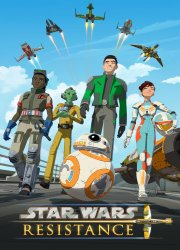 Star Wars Resistance S2, E16 - No Place Safe