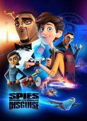 Watch Spies in Disguise